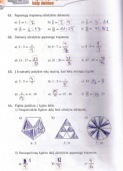 Matematika tau 6 klasei 1 dalis 20 puslapis nemokami pratybų atsakymai