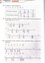 Matematika tau 6 klasei 1 dalis 22 puslapis nemokami pratybų atsakymai