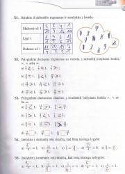 Matematika tau 6 klasei 1 dalis 23 puslapis nemokami pratybų atsakymai