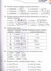 Matematika tau 6 klasei 1 dalis 29 puslapis nemokami pratybų atsakymai
