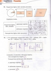 Matematika tau 6 klasei 1 dalis 30 puslapis nemokami pratybų atsakymai