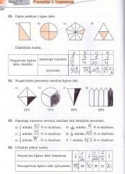 Matematika tau 6 klasei 1 dalis 32 puslapis nemokami pratybų atsakymai