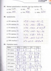 Matematika tau 6 klasei 1 dalis 33 puslapis nemokami pratybų atsakymai