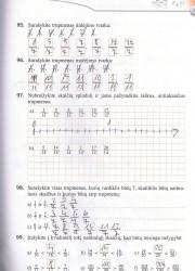 Matematika tau 6 klasei 1 dalis 35 puslapis nemokami pratybų atsakymai