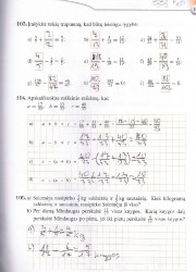 Matematika tau 6 klasei 1 dalis 37 puslapis nemokami pratybų atsakymai
