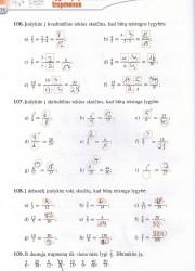 Matematika tau 6 klasei 1 dalis 38 puslapis nemokami pratybų atsakymai