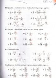 Matematika tau 6 klasei 1 dalis 39 puslapis nemokami pratybų atsakymai