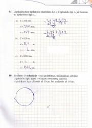 Matematika tau 6 klasei 1 dalis 5 puslapis nemokami pratybų atsakymai