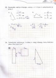 Matematika tau 6 klasei 1 dalis 7 puslapis nemokami pratybų atsakymai