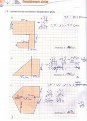 Matematika tau 6 klasei 1 dalis 8 puslapis nemokami pratybų atsakymai