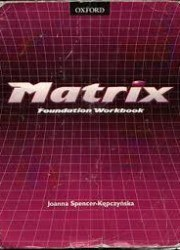 Matrix (Foundation workbook) answers virselis