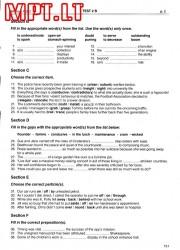 Mission FCE 2 - 131 page nemokami pratybų atsakymai