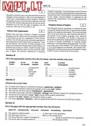Mission FCE 2 - 143 page nemokami pratybų atsakymai