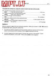 Mission FCE 2 - 145 page nemokami pratybų atsakymai