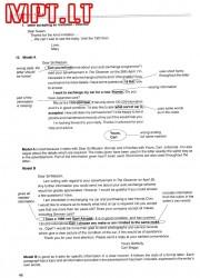 Mission FCE 2 - 46 page nemokami pratybų atsakymai