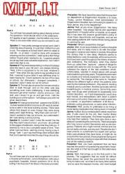 Mission FCE 2 - 99 page nemokami pratybų atsakymai