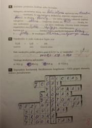 Nemetalu Chemija 10 klasei 13 puslapis nemokami pratybų atsakymai