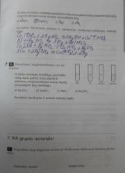 Nemetalu Chemija 10 klasei 17 puslapis nemokami pratybų atsakymai
