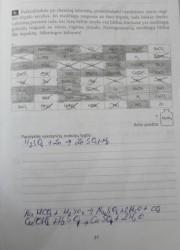 Nemetalu Chemija 10 klasei 27 puslapis nemokami pratybų atsakymai