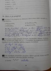 Nemetalu Chemija 10 klasei 44 puslapis nemokami pratybų atsakymai