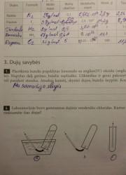 Nemetalu Chemija 10 klasei 6 puslapis nemokami pratybų atsakymai