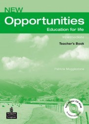 Opportunities (intermediate) teacher's book answers virselis