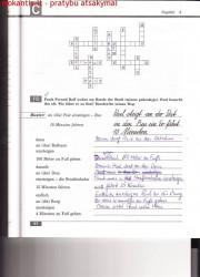 Schritt Fur Schritt 1 dalis 57 puslapis nemokami pratybų atsakymai