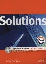Solution Upper-Intermediate student's book Virselis nemokami pratybų atsakymai