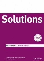 Solutions Intermediate teacher's book answers Virselis