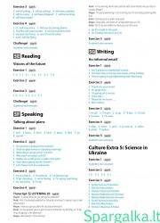 Solutions (Intermediate workbook) 12 page nemokami pratybų atsakymai