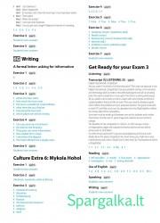 Solutions (Intermediate workbook) 15 page nemokami pratybų atsakymai