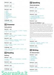 Solutions (Intermediate workbook) 2 page nemokami pratybų atsakymai