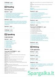 Solutions (Intermediate workbook) 7 page nemokami pratybų atsakymai