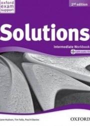 Solutions (Intermediate workbook) answers Virselis nemokami pratybų atsakymai