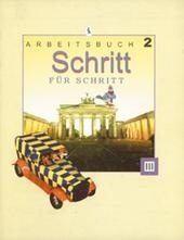 Vokiečių kalba. Schritt Fur Schritt 2 dalis pratybų atsakymai nemokamai virselis