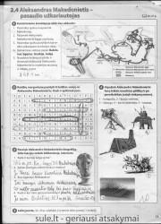 Zingsniai 6 klasei 1 dalis 11 puslapis nemokami pratybų atsakymai