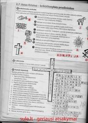 Zingsniai 6 klasei 1 dalis 14 puslapis nemokami pratybų atsakymai