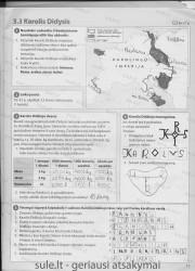 Zingsniai 6 klasei 1 dalis 17 puslapis nemokami pratybų atsakymai