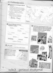 Zingsniai 6 klasei 1 dalis 8 puslapis nemokami pratybų atsakymai